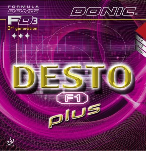 Donic Belag Desto F1 Plus