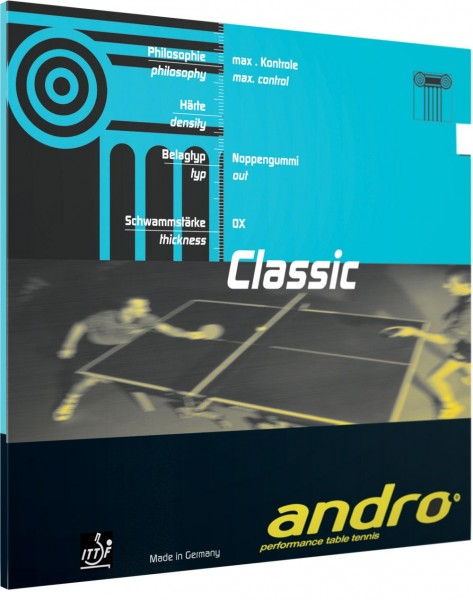 andro Belag Classic