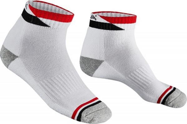 Joola Socke Sierro weiss/rot L / XL