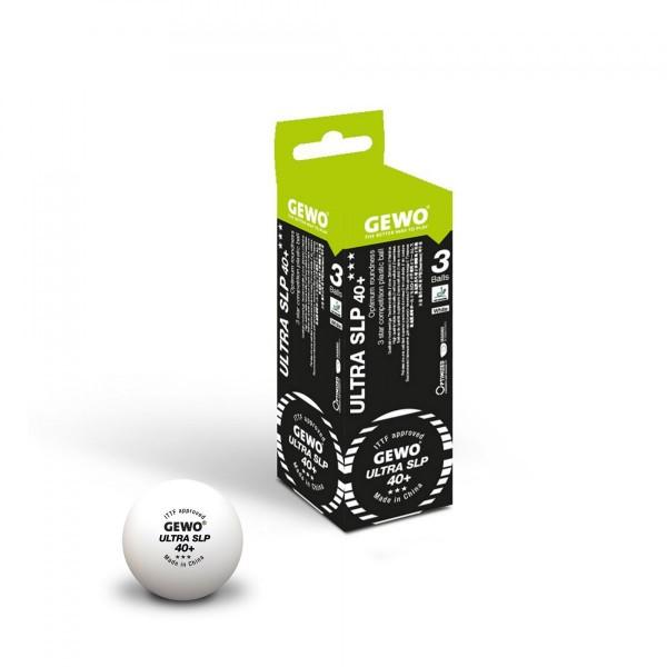 Gewo Ball Ultra SLP 40+ *** nahtlos 3er Pack