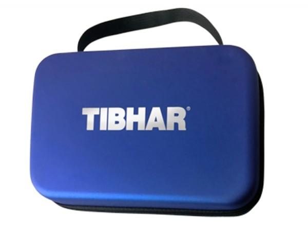 Tibhar Schlägerkoffer Safe blau