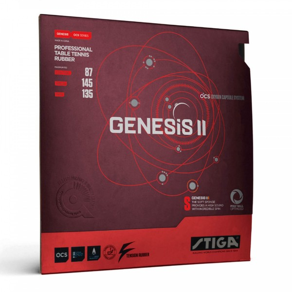 Stiga Belag Genesis II S
