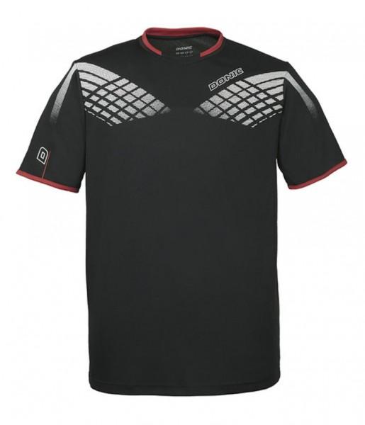 Donic T-Shirt Legacy Kids schwarz