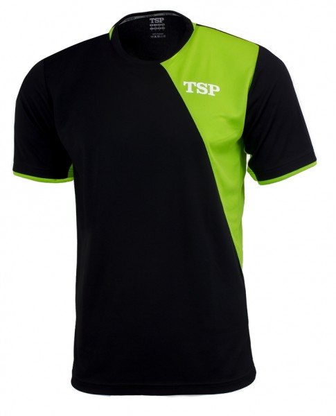 TSP T-Shirt Tameo schwarz/lime