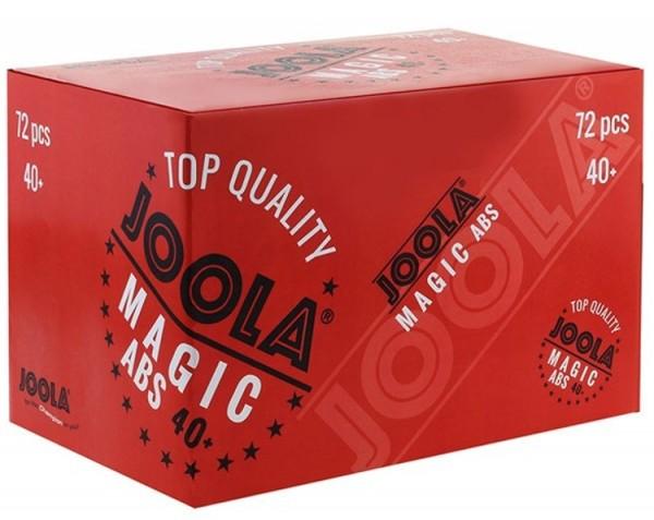 Joola Ball Magic ABS 72er Pack