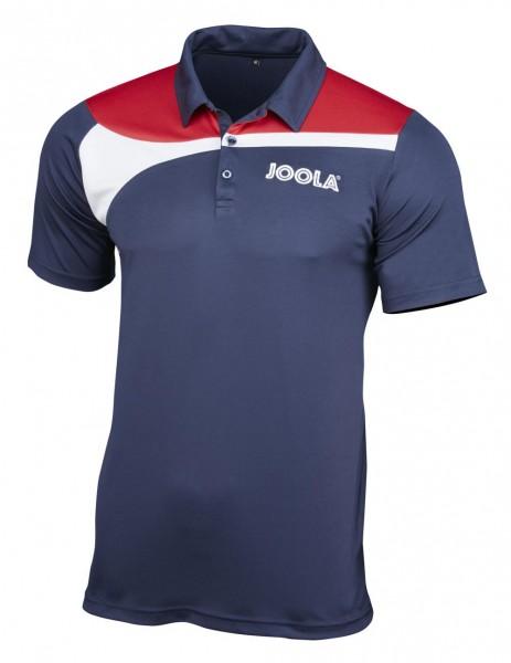 Joola Hemd Padova Men navy/rot