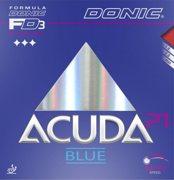 Donic Belag Acuda Blue P1