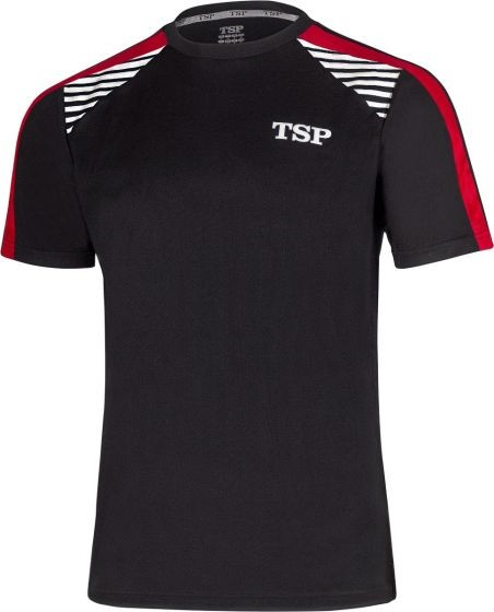 TSP T-Shirt Kuma schwarz/rot M