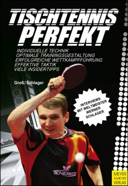 Buch Tischtennis Perfekt