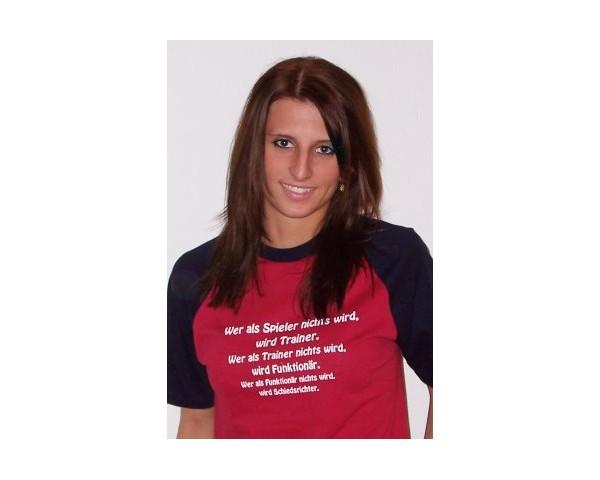 """Kult T-Shirt """"Wer als Spieler nichts wird...."""""""