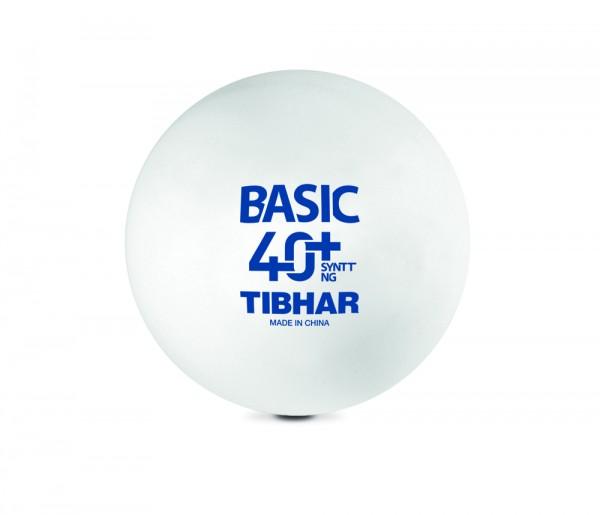 Tibhar Ball Basic 40+ SYNTT NG ABS 72er Pack