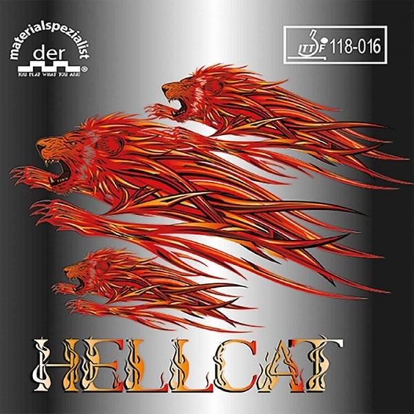 Der Materialspezialist Belag Hellcat