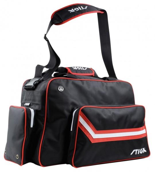 Stiga Tasche Elegant schwarz/weiß/rot