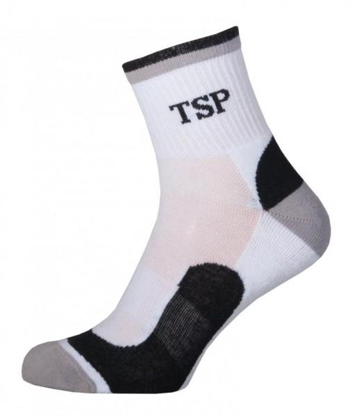 TSP Socke Flex weiß/schwarz