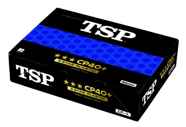 TSP Ball CP40+ *** ABS 12er Pack
