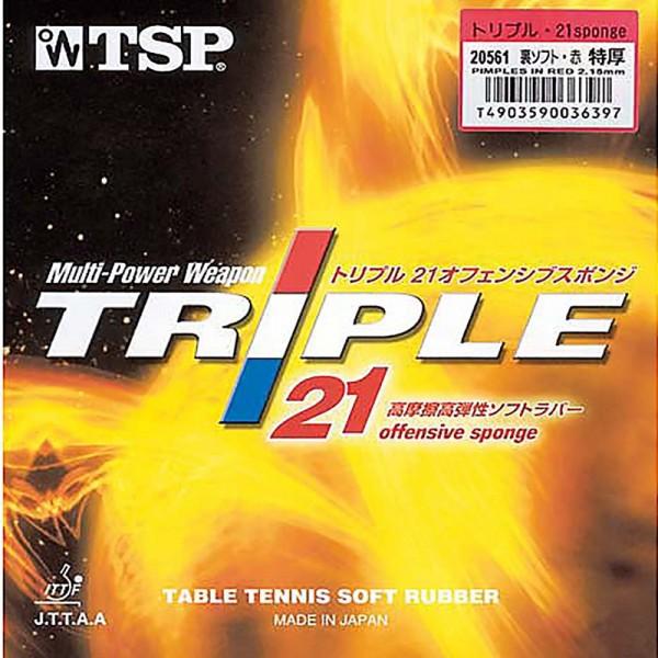 TSP Belag Triple 21