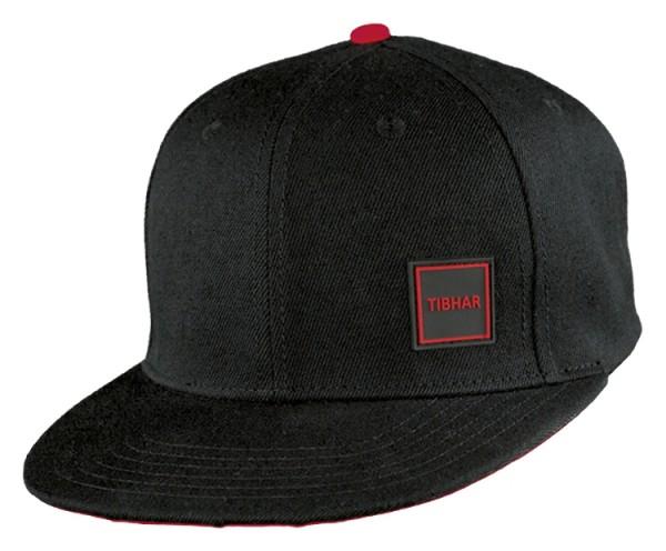 Tibhar Cap schwarz