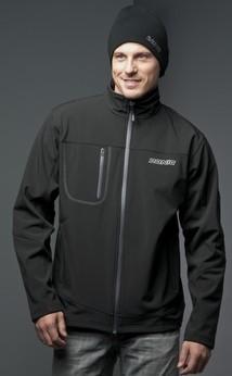 Donic Softshell Jacke schwarz