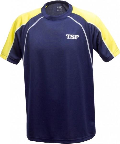 TSP T-Shirt Mirai navy/gelb