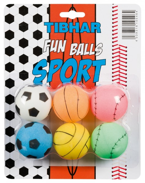 Tibhar Fun Balls Sports