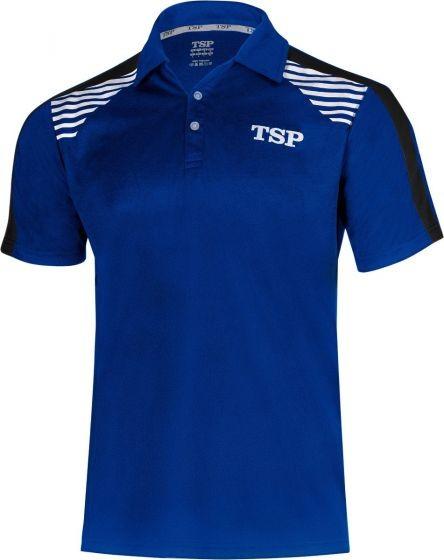 TSP Hemd Kuma blau/navy