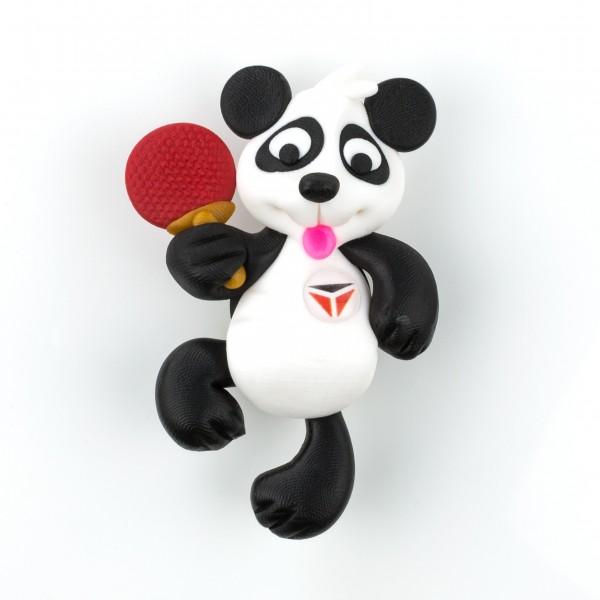 Tibhar 3D-Magnet Panda