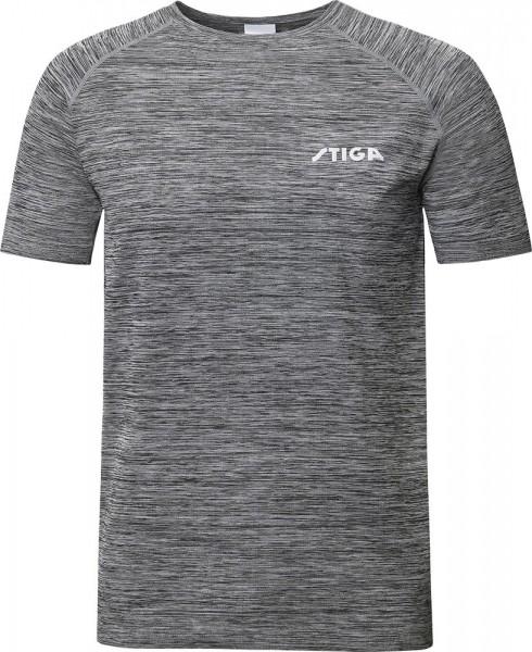 Stiga T-Shirt Activity grau