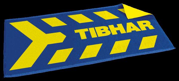 Tibhar Handtuch Arrows blau/gelb