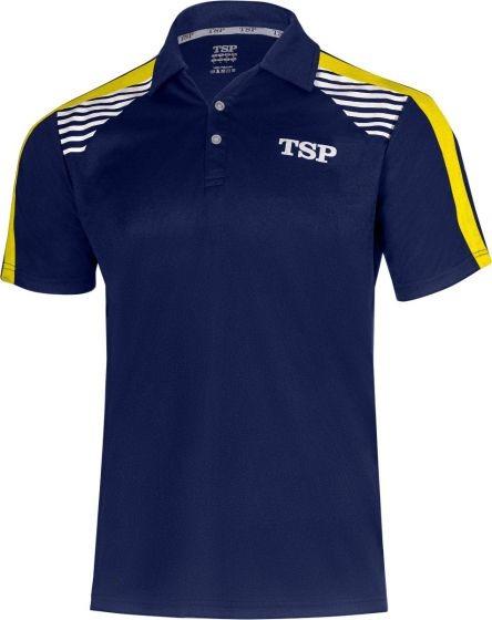 TSP Hemd Kuma navy/gelb