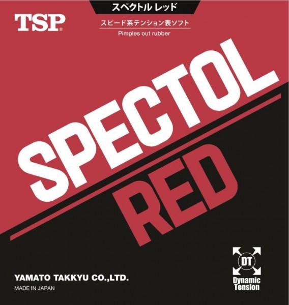 TSP Belag Spectol Red