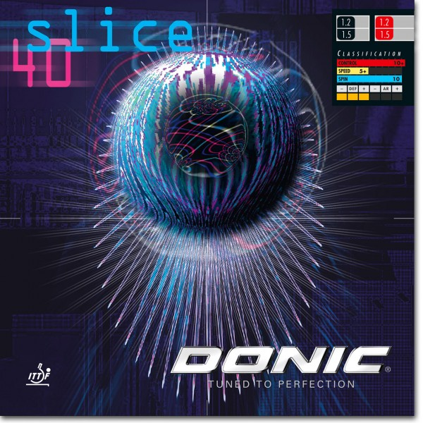 Donic Belag Slice 40