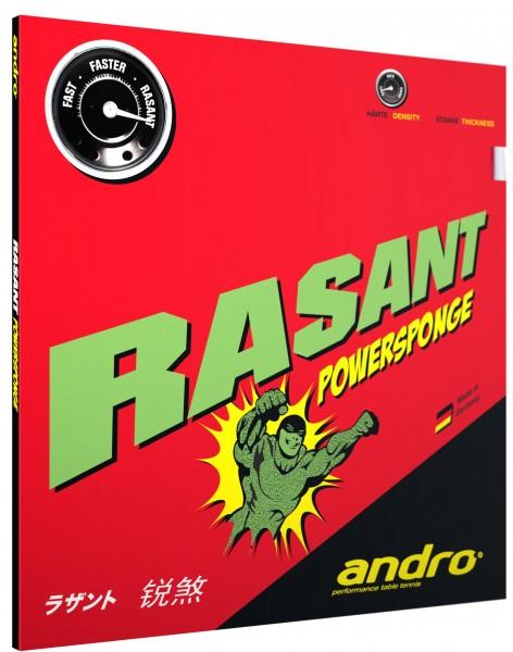 andro Belag Rasant Powersponge