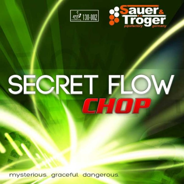 Sauer&Tröger Belag Secret Flow Chop