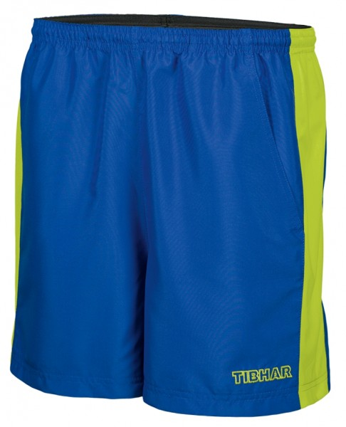 Tibhar Short Arrows Men blau/neongrün