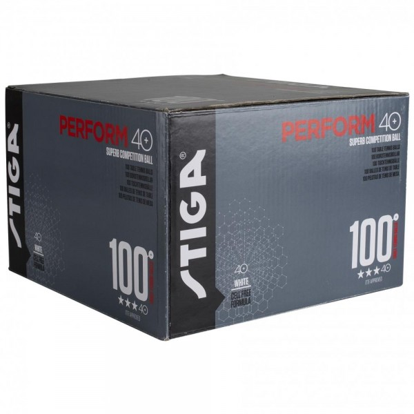 Stiga Ball Perform ABS 40+ *** 100er Pack
