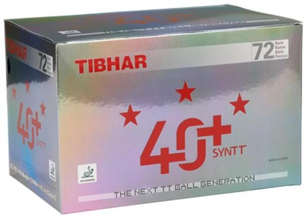 Tibhar Ball SYNTT 40+ *** 72er Pack