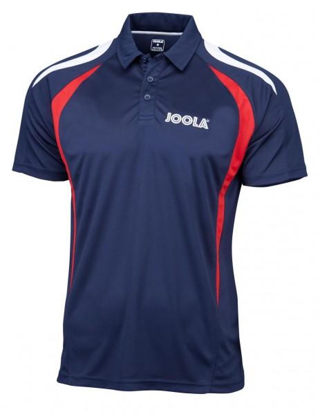 Joola Hemd Squadra navy/rot XL