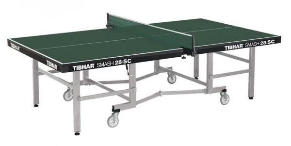 Tibhar Tisch Smash 28/SC grün