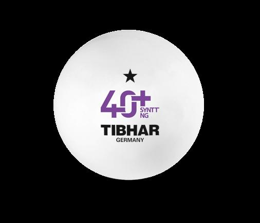Tibhar Ball Basic 40+ SYNTT NG ABS 1* 72er Pack