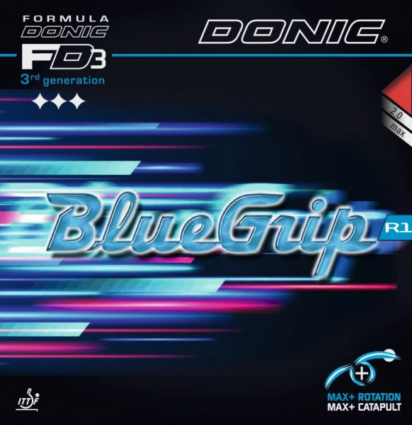 Donic Belag BlueGrip R1
