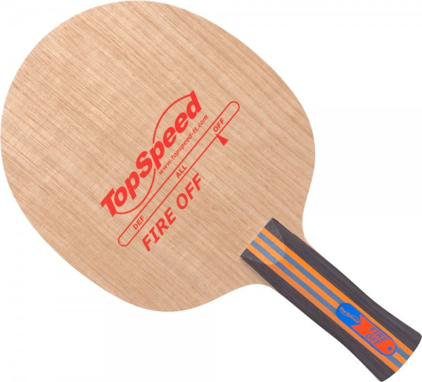 TopSpeed Holz Fire Off