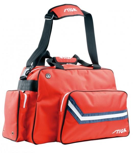 Stiga Tasche Elegant rot/weiß/marine