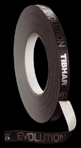 Tibhar Kantenband Evolution 50m schwarz
