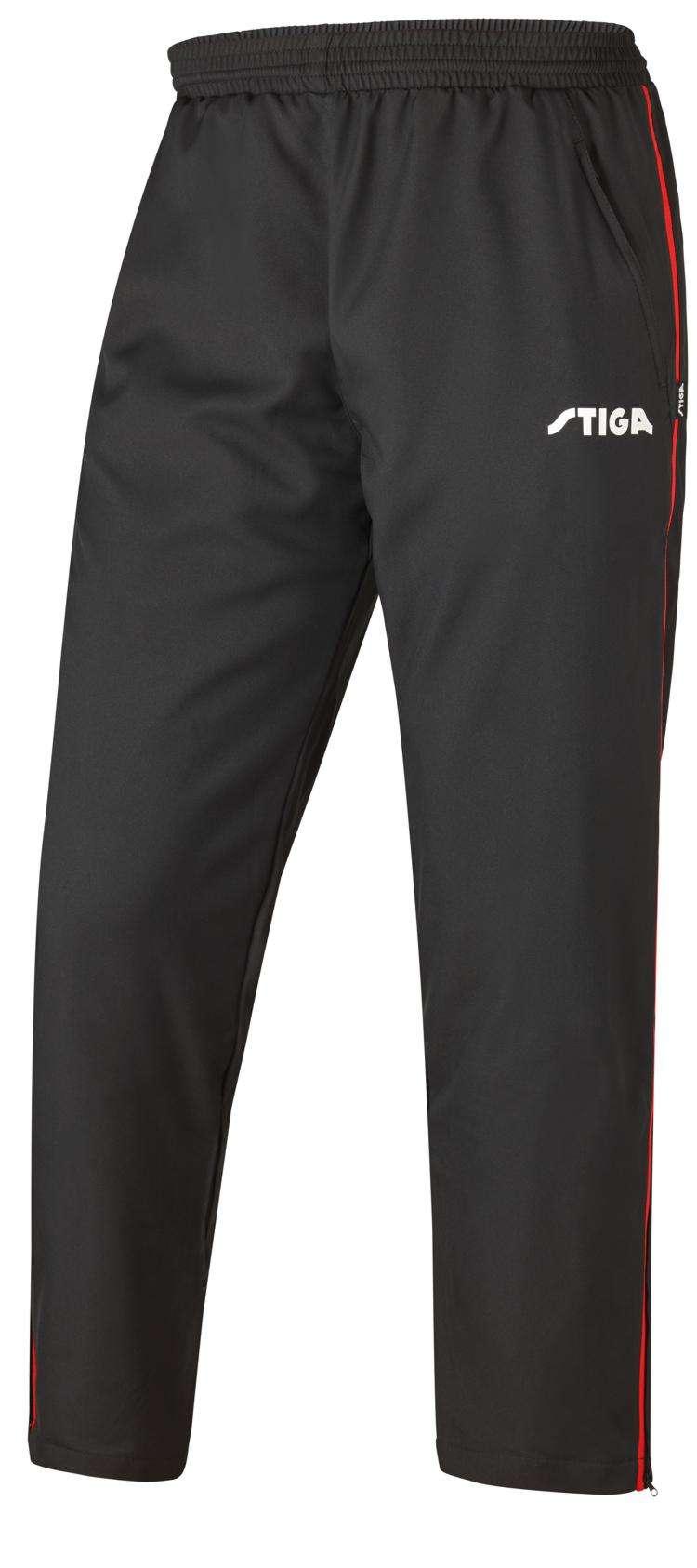 letzte Veröffentlichung hohe Qualitätsgarantie feinste Auswahl Stiga Anzughose Universe schwarz/rot