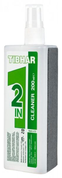 Tibhar Belagreiniger mit Schwamm 2in1 200ml