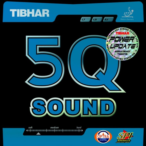 Tibhar Belag 5Q Sound Power Update