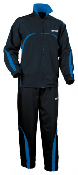 Tibhar Anzug Break marine/blau