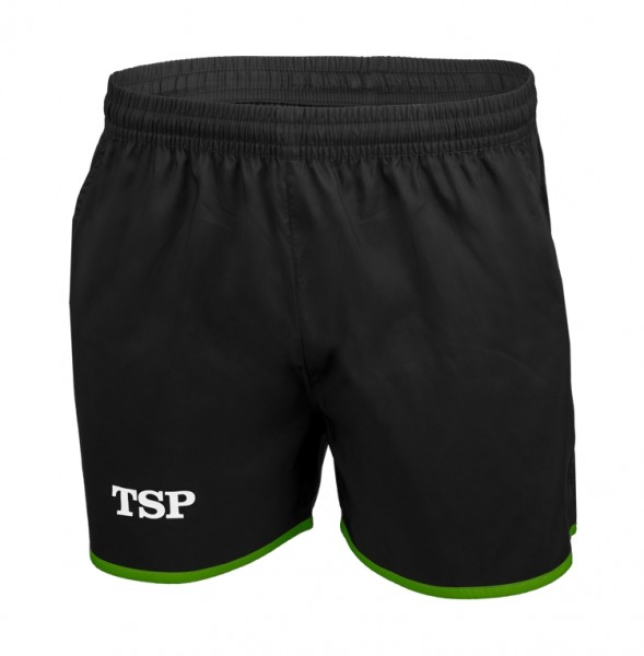 TSP Short Taro schwarz/lime