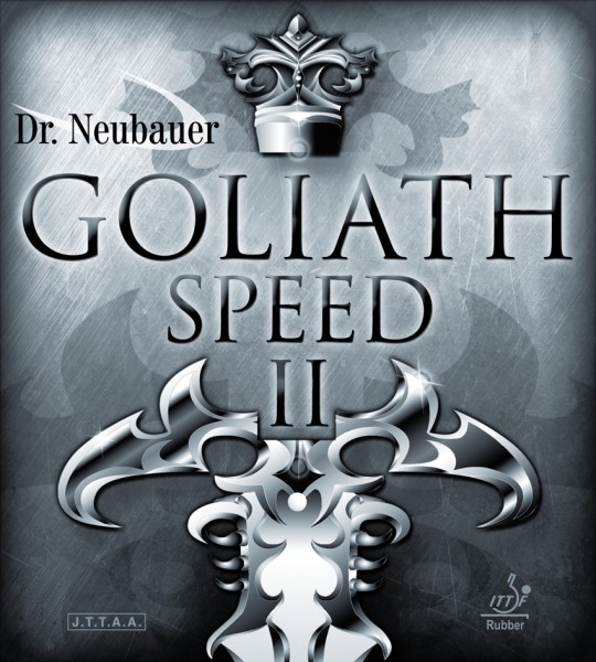 Dr. Neubauer Belag Goliath Speed 2