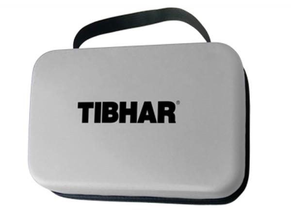 Tibhar Schlägerkoffer Safe silber